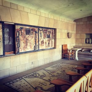Learning Rooms at the Cathedral of Learning