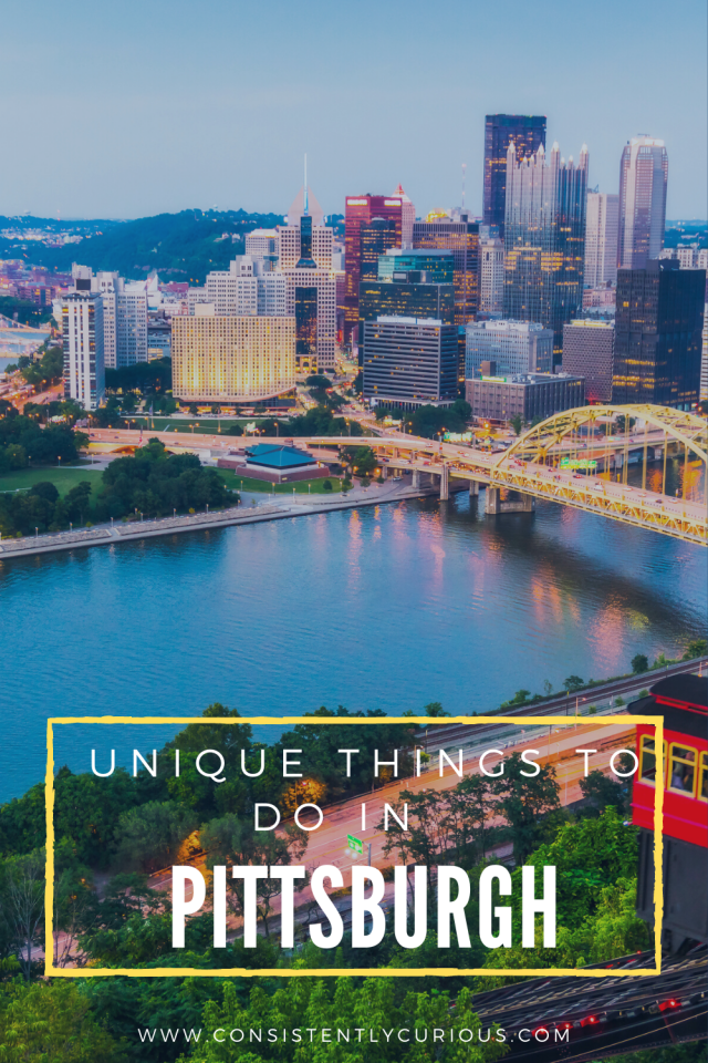 Places To Visit in Pittsburgh PA