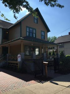 Christmas Story House in Cleveland OH