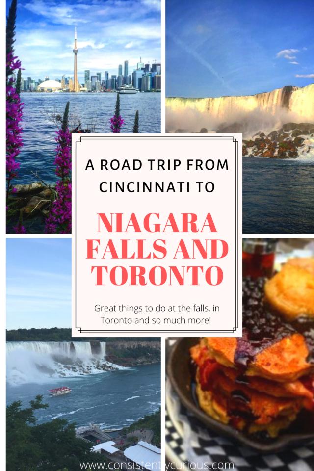 Niagara Falls and Toronto Trip