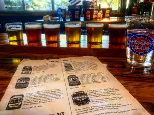 Austin Brewery Tour
