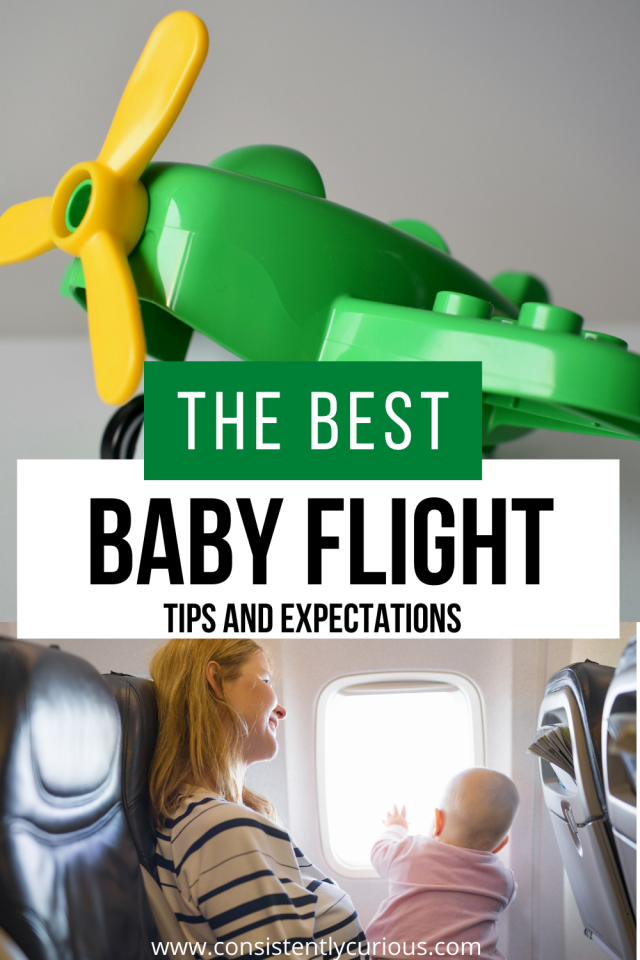 Traveling with an infant must haves and tips