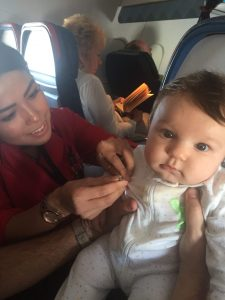 Tips For Flying With Baby
