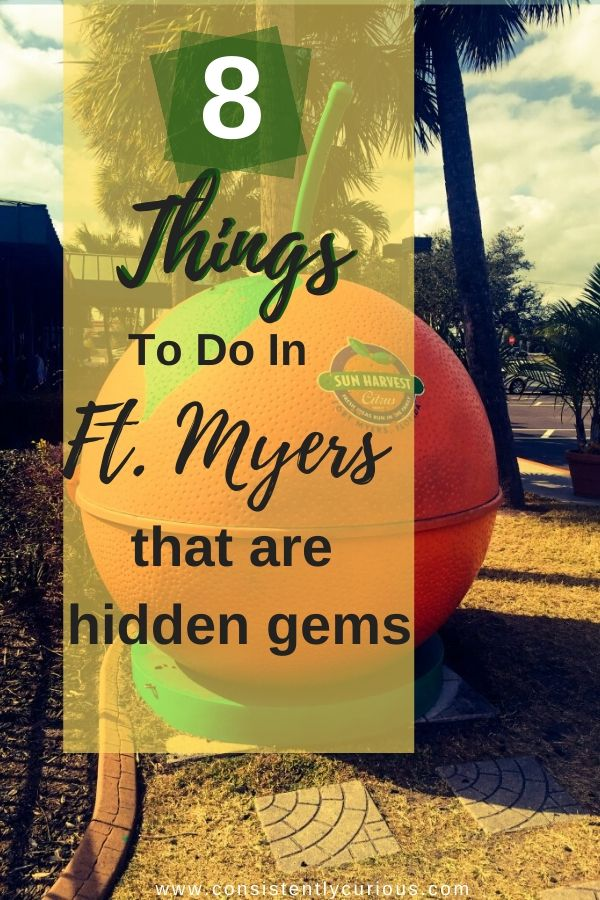 Things to do in Ft. Myers FL