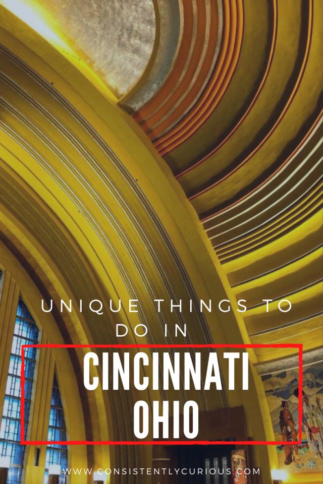 Unique Things To Do In Cincinnati