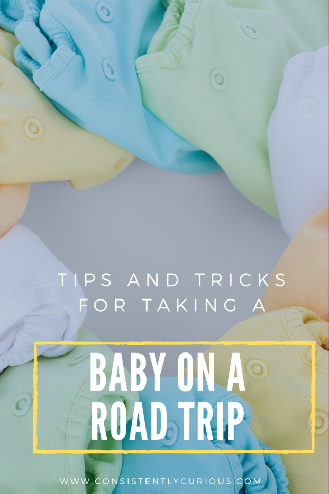 Tips For Taking A Baby On A Road Trip