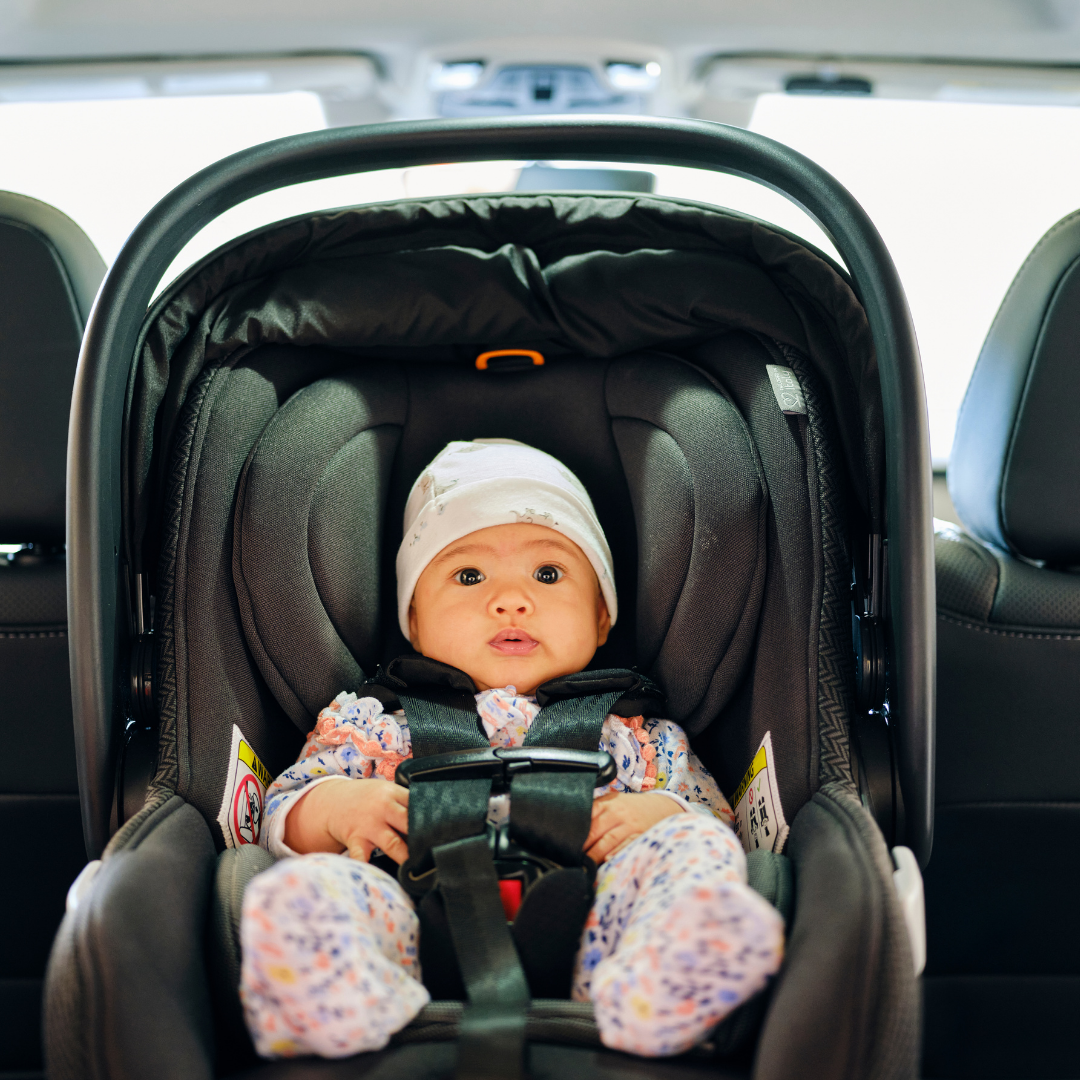 road trip with baby tips
