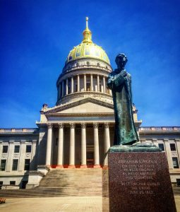 Capital Building in Charleston, WV