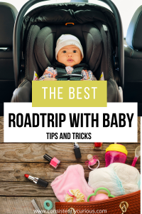 roadtrip with baby tips and tricks