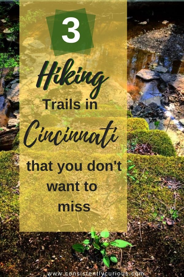 Hiking Trails In Cincinnati