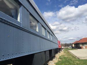 La Grange, KY Railroad Museum