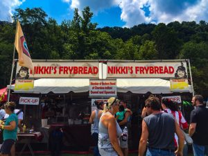 Fry Bread at the Pow Wow