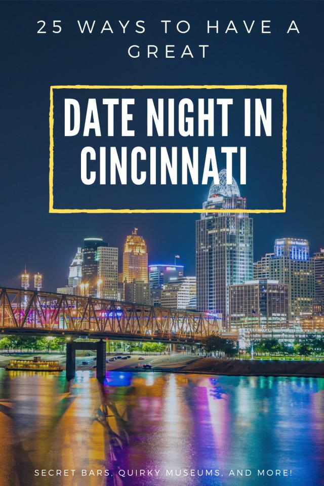 Ideas For Couples in Cincinnati