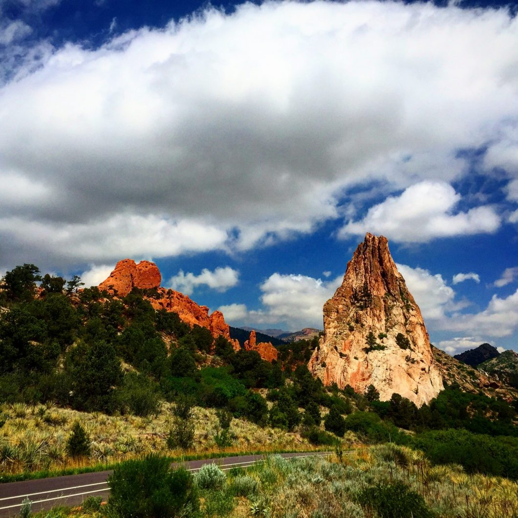 Garden Of The Gods Tips For Visiting With A Toddler
