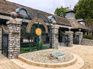 Entrance to Kentucky Horse Park