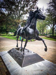 Kentucky Horse Park Statue