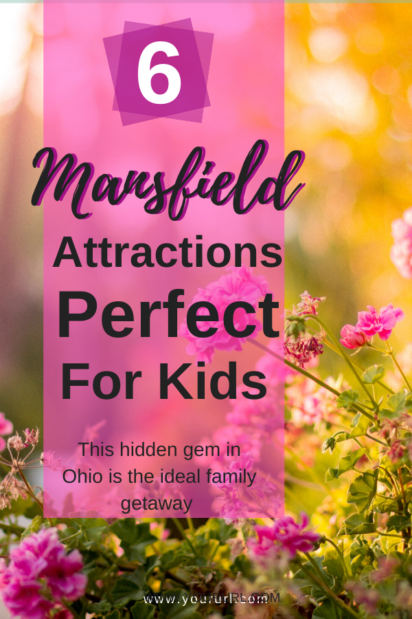 Things to do in Mansfield OH with Kids