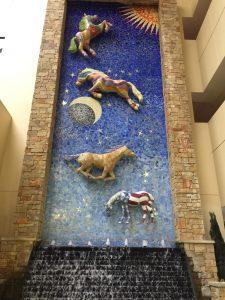 Hilton in Downtown Lexington Kentucky