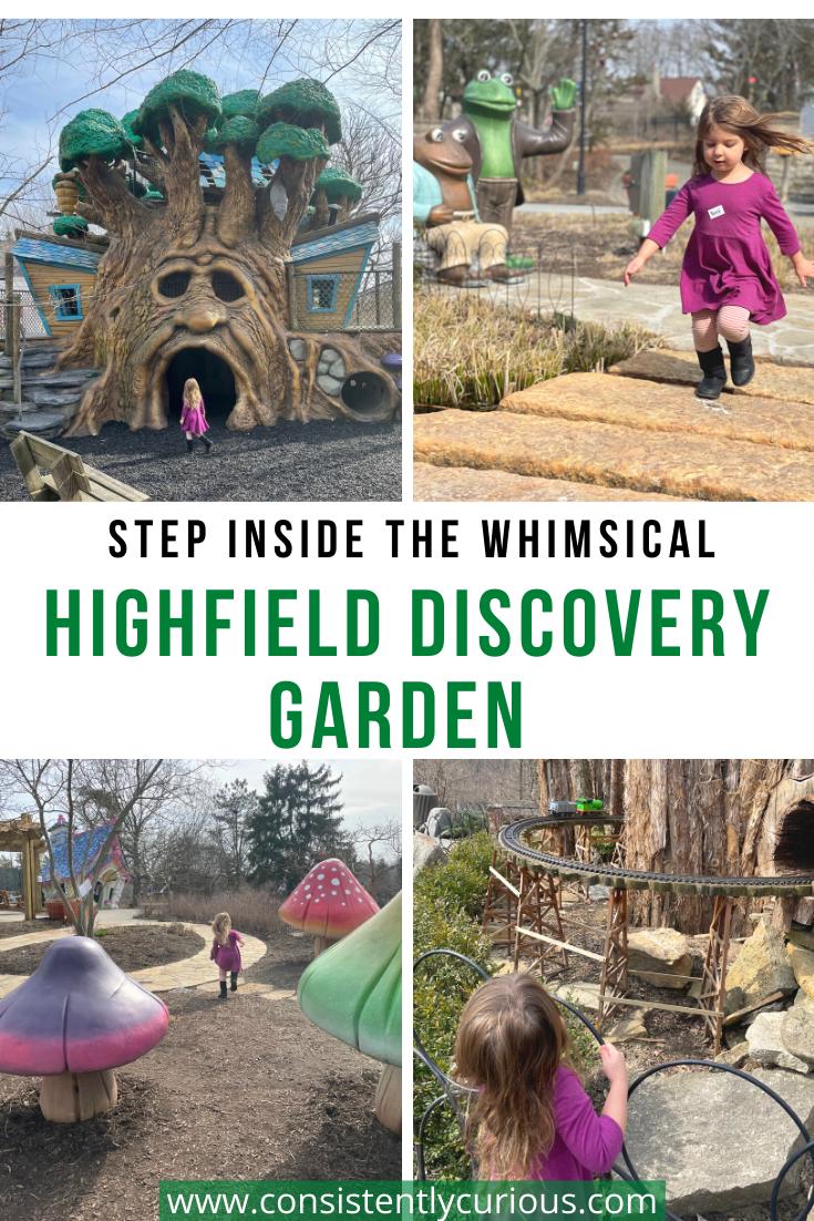 Highfield Discovery Garden In Cincinnati