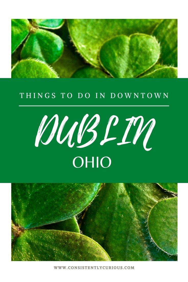 downtown dublin ohio