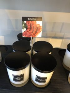 Bacon candles!!!