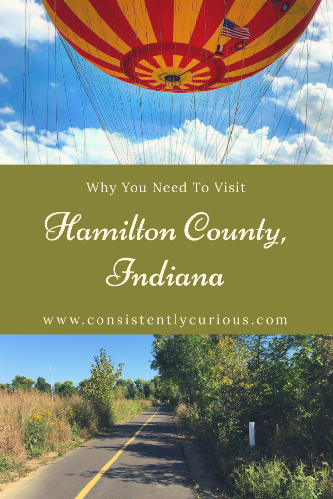 fun things to do in Hamilton County Indiana