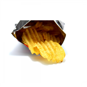 potato chips for snacks while traveling