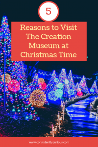 Creation Museum at Christmas