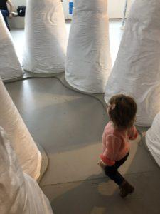 Exploring the unique exhibits at the Unmuseum