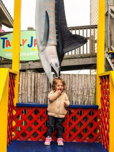 Kid-friendly places to eat in Gulf Shores: Tacky Jack's