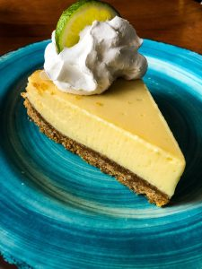 Key Lime Pie at Lulu's in Gulf Shores