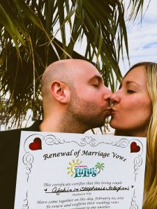 Vow Renewal at LuLu's