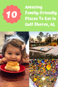 The best kid-friendly places to eat in Gulf Shores, AL