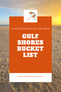 Gulf Shores Attractions to add to your bucket list