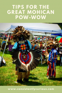 Great Mohican Pow-Wow Tips