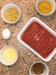 Toddler Pork Meatballs Recipe