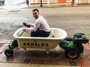 Arnold's Bar and Grill in Cincinnati