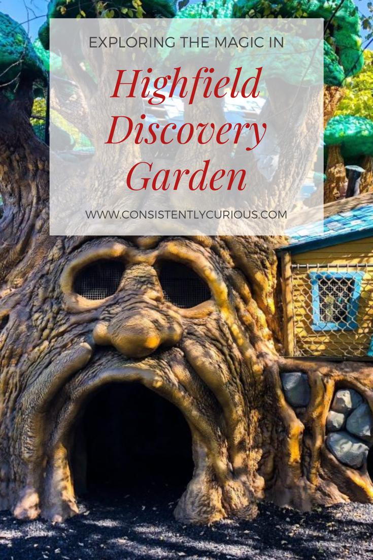 Highfield Discovery Center in Glenwood Gardens