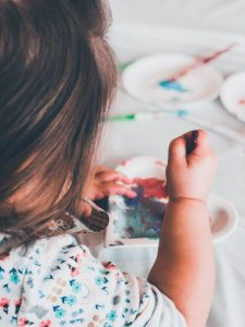 Toddler Pottery Class in Cincinnati