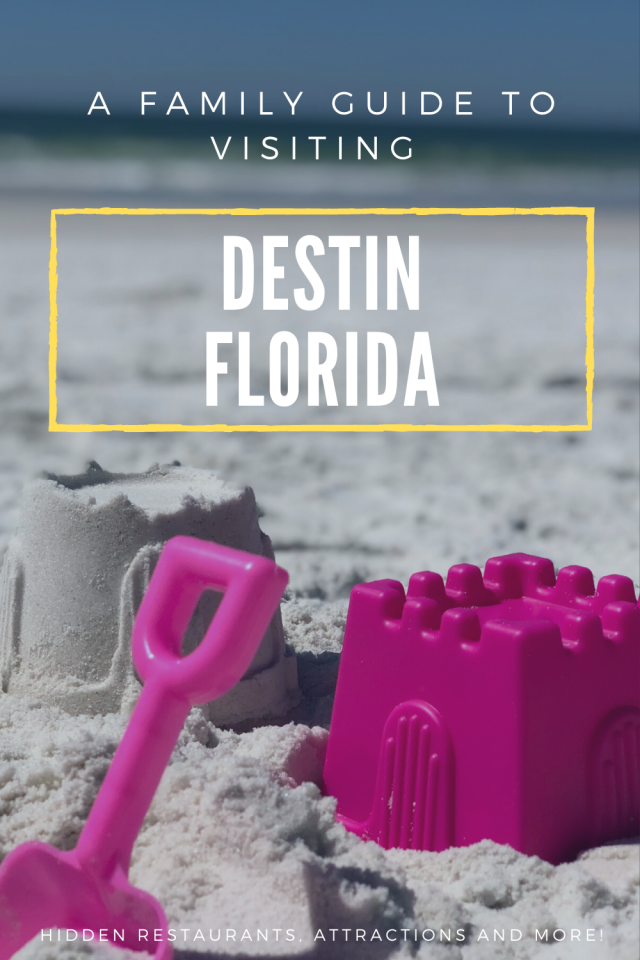 things to do in Destin with Kids
