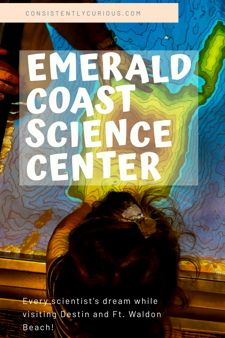 Emerald Coast Science Center: Best thing to do on rainy day in destin