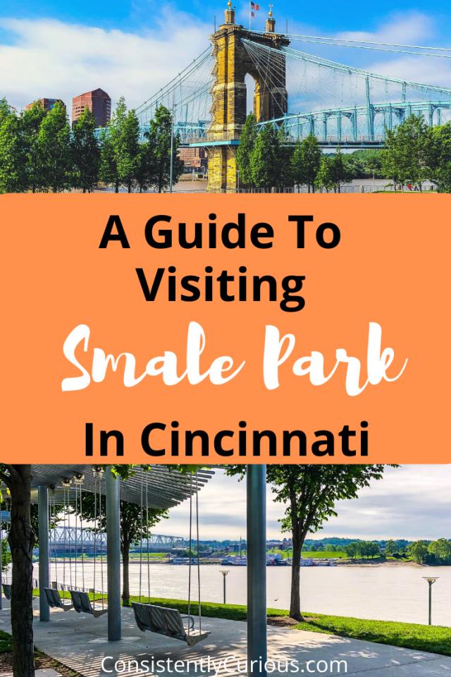 Smale Riverfront Park in Cincinnati