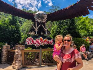 Guide To Taking A Toddler To Dollywood