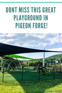 Great Playground in Pigeon Forge