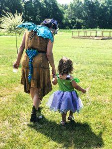 Fairy Trail In Hendricks County, Indiana