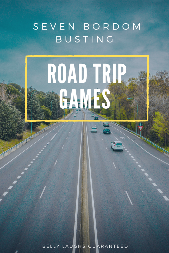 games to play on a road trip