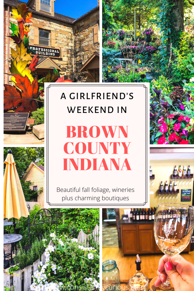 Things to do in brown county indiana