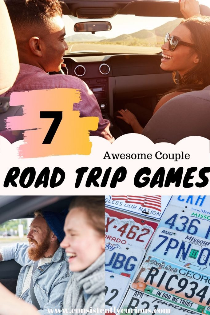 Road Trip Games for Couples