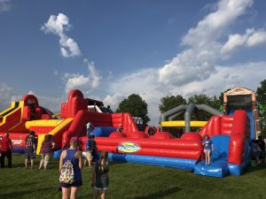 Rib-fest in Hendricks County, Indiana