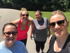 GIRLS WEEKEND TO BROWN COUNTY